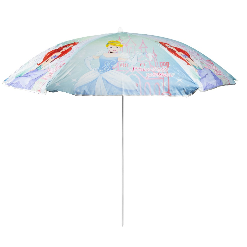 Ombrellone per bambini da spiaggia ed esterni 503936 principesse Disney 130 cn