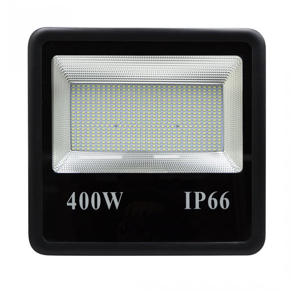 Faro Luce Led 112850 da Esterno 400W Impermeabile IP66 6000K Luce Fredda