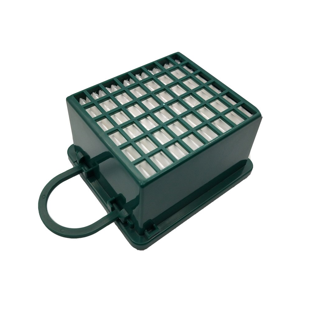Microfiltro Igienico LF130 Ricambio Compatibile con Folletto Modello VK130-131