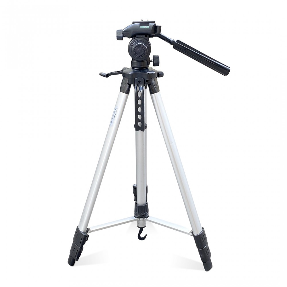 Treppiedi regolabile 64 a 160cm 14376 cavalletto alluminio universale fotocamera