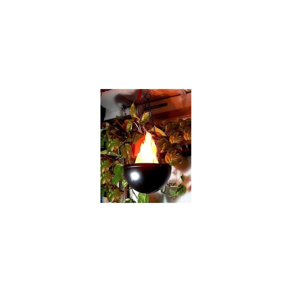 Lampada fiamma per feste esterni giardini locali pub