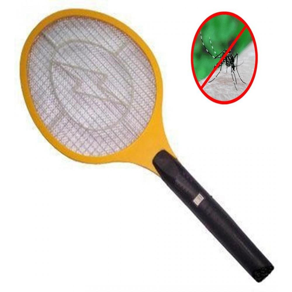 Racchetta fulmina insetti a batterie per mosche e zanzare