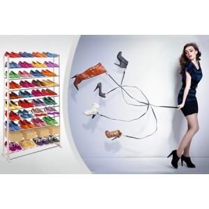 Image of Scarpiera shoes rack amazing 40 paia nuovo salvaspazio organizer ripostiglio 7106894356346