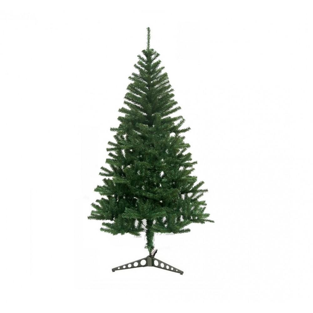 Albero di Natale artificiale 90 cm con 120 punte rami folti PINO DELLE SORPRESE