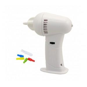 Pulitore per orecchie elettrico con azione d'aspirazione e rimuove cerume pulizia orecchio