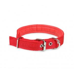 Image of Collare in nylon mod. Phoenix con imbottitura per cani piccola taglia chiusura fibbia regolabile 8038194714672