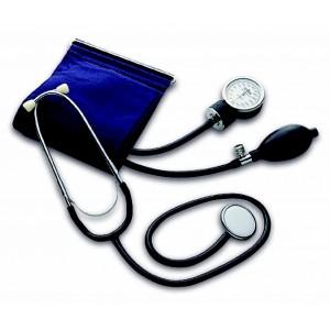 Image of Misuratore di pressione sanguigna aneroide con stetosco 8435524507186