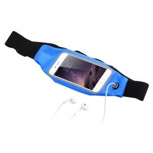 """Image of Marsupio cintura sportivo smartphone fino a 5,5"""" schermo tattile 8018381991062"""