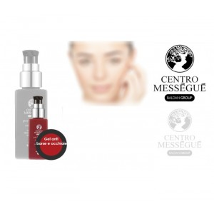 Crema Gel anti borse e occhiaie o gel peeling CENTRO MESSEGUE BALDAN GROUP