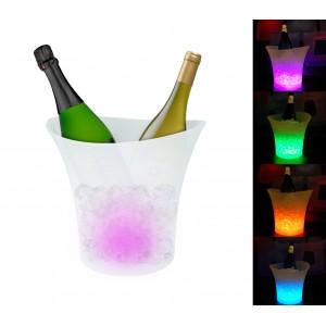 Cestello per il ghiaccio luminoso a LED cambio automatico 6 colori