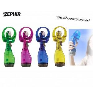 Ventilatore nebulizzatore portatile ZEPHIR PHF20 acqua vaporizzata rinfresco immediato