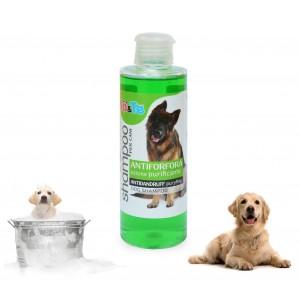 Shampoo antiforfora principio attivo zinco piritione e pantenolo 200 ml IO&TE azione purificante