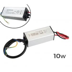 Alimentatore led driver per fari luce bianca fredda e gialla calda trasformatore ricambi fari 10 20 30 50 100 Watt