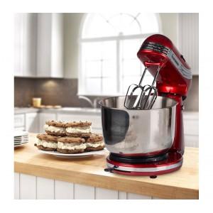 Mixer robot da cucina impastatrice Telefunken a 6 velocità con accessori 250 watt