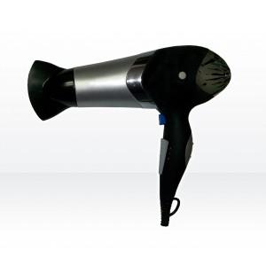 Phon asciugacapelli 2000 watt con beccuccio flusso aria concentrato e getto aria fredda
