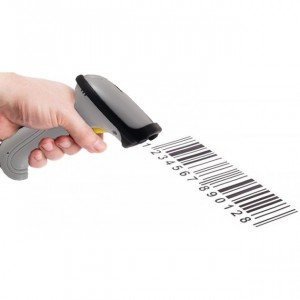 Pistola lettore codici a barre barcode scanner laser USB