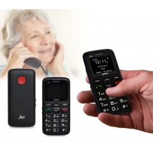 Cellulare gsm per anziani Zephir Jazz con torcia e radio