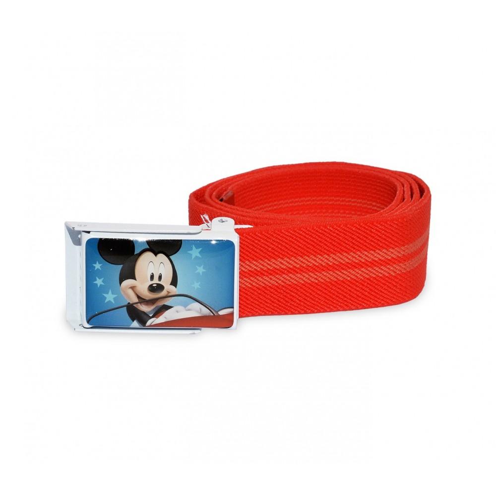 305881 Cintura elastica 75 cm Disney bambino con fibbia TOPOLINO