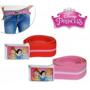 884 Cintura elastica Disney bambina con fibbia Principesse