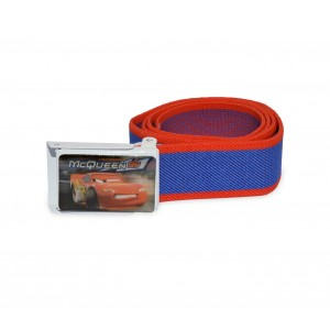 Image of 305885 Cintura elastica 75cm Disney bambino con fibbia decorata CARS 8014849865333